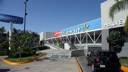 Walmart. Sin Walmart.