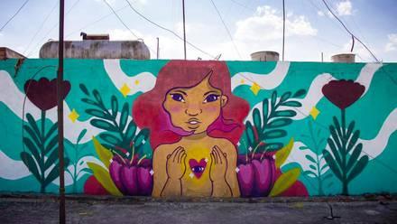 Escuela Feminista de Arte Urbano