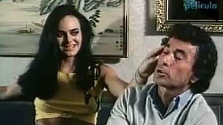 """Maribel Guardia y Alfonso Zayas tuvieron un romance a finales de la década de los 70. La actriz, en una entrevista con Gustavo Adolfo Infante reveló que solo fue por un """"ratito""""."""