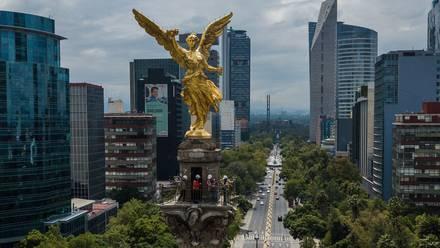 Victoria Alada o Ángel de la Independencia