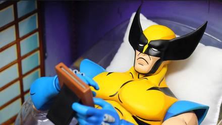 Figura meme Wolverine