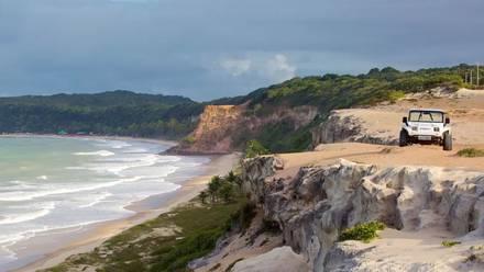 Acantilado Tibau do Sul