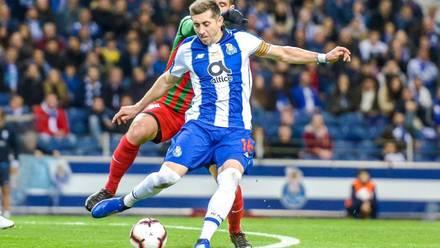 HH viviría su última temporada con el Porto