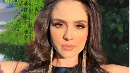 Débora Hallal, representante de México en Miss Universo 2021.