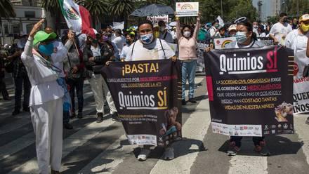 Marcha #QuímosSí