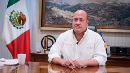Enrique Alfaro Ramírez.