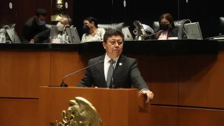 El diputado Rubén Cayetano García (Morena) afirmó que su grupo parlamentario quiere que haya un periodo extraordinario para que se aborden todos los temas pendientes, incluyendo los desafueros de dos diputados.