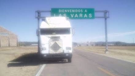 Las Varas, municipio de Madera, Chihuahua
