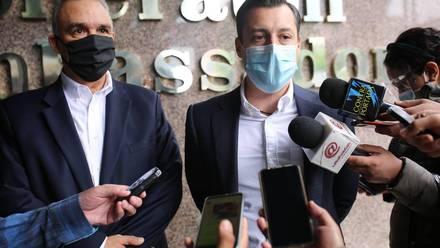 Colosio Riojas no está en negociaciones con Morena