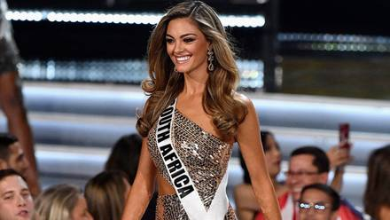 Demi-Leigh, Miss Sudáfrica