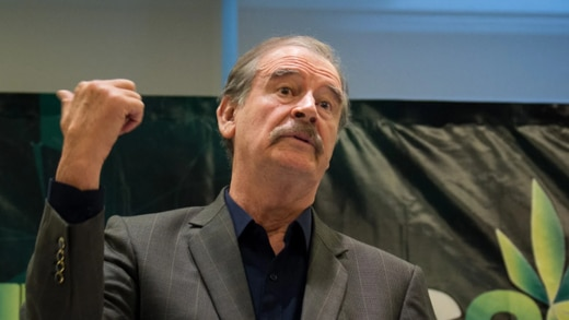 Vicente Fox: El Tren Maya es un desperdicio de faraones