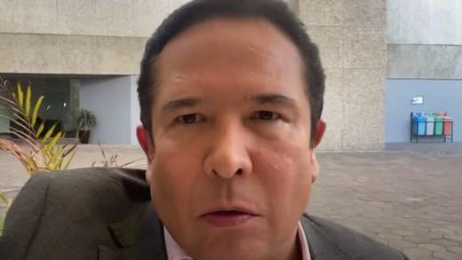Gustavo Adolfo Infante: Esta fue la broma que Rey Grupero y Pedro Moctezuma le hicieron