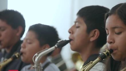 Orquesta Sinfónica de Tlaxiaco.