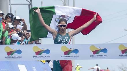 La Final de Triatlón Femenil.