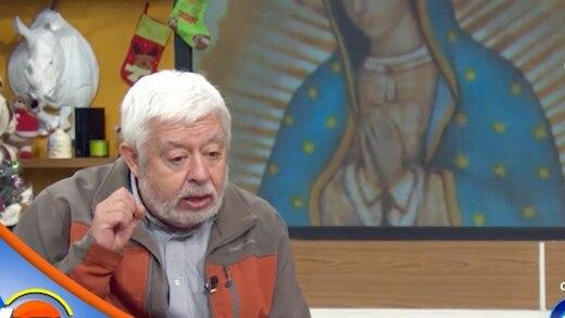 VIDEO: Jaime Maussan narra su fantasmagórico encuentro con la Virgen María