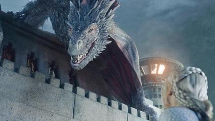 Escena de Game Of Thrones.