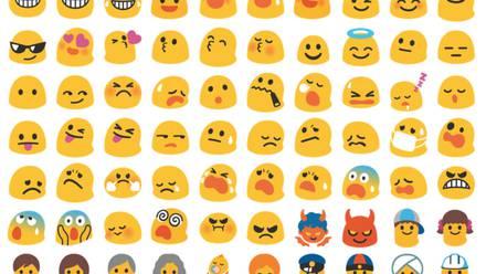 Google revive el 'blob' emoji en Gboard