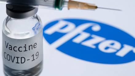 Vacuna de Pfizer.