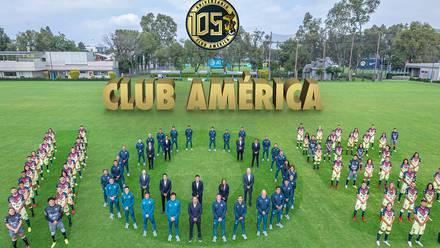 Club América (Foto: Twitter)