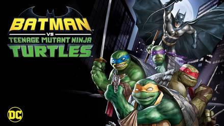 Batman vs Las Tortugas Ninja