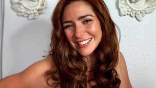 Ariadne Díaz desata rumores de embarazo por una fotografía