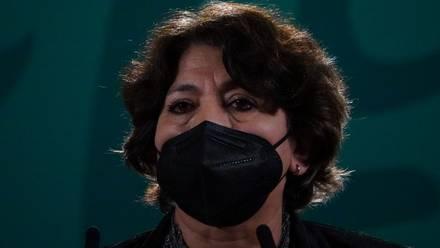 Delfina Gómez, titular de la SEP.