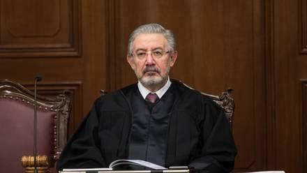Ministro Luis María Aguilar Morales