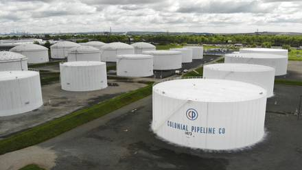 DarkSide hackeo oleoductos de Colonial Pipeline en Estados Unidos