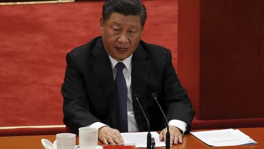 Xi Jinping advierte a EU y cita a Mao: no te metas con el pueblo chino