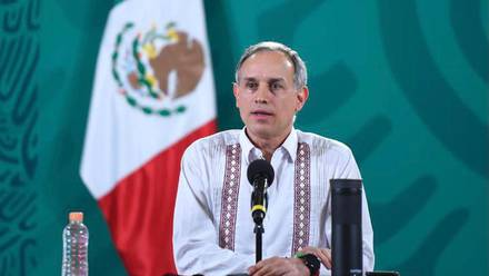 Hugo López-Gatell.