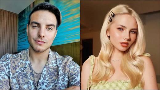 Vadhir Derbez presume a Summer Ferguson, su nueva novia influencer