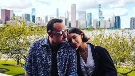 Pepe y Ángela Aguilar apoyaron a Alejandra Guzmán y pidieron a los reporteros no asediar en el aeropuerto