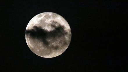 Luna llena en México