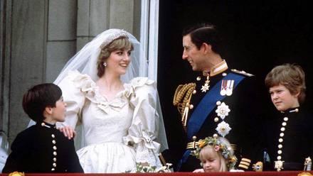 Vestido de novia, Princesa Diana