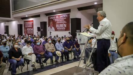 Rubén Rocha Moya