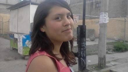 Luz del Carmen fue reportada como desaparecida en abril de 2012.