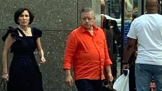 """Arturo Zaldívar pide """"más razones y menos insultos"""" tras ser exhibido en Nueva York"""