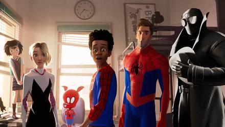 Spider-Man: Into the Spider Verse