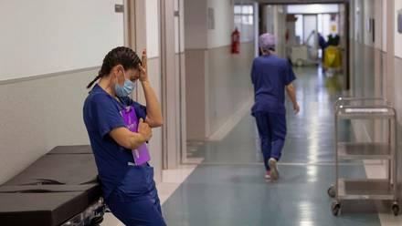 Hospital de España/EFE
