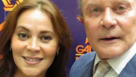 Valeria Palmer y Miguel Palmer