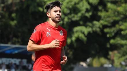 Peralta debutará como jugador del Rebaño