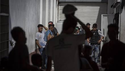 Migrantes en México. Insuficiencia de gobiernos.