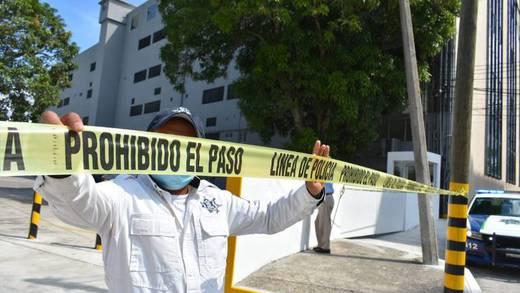 Tamaulipas: por amenaza de bomba en Tampico desalojaron a 300 personas