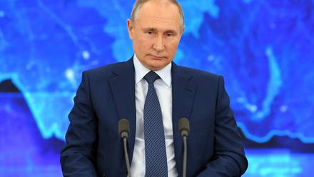 Vladimir Putin sobre Sputnik V