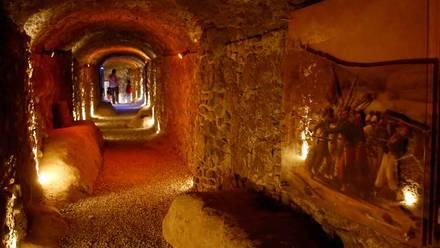 Túneles Puebla