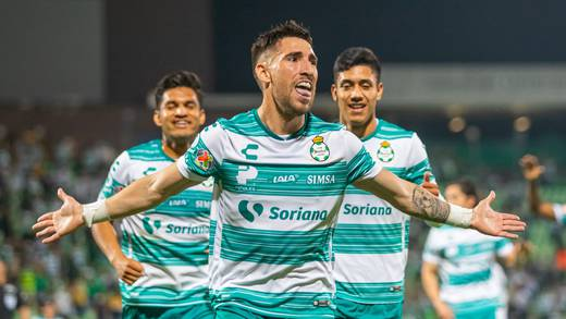Club Santos Laguna rescinde contrato con Fox Sports; iría a TUDN