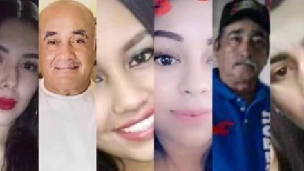 Personas desaparecidas en Sabinas Hidalgo