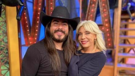 Rey Grupero y Cynthia Klitbo