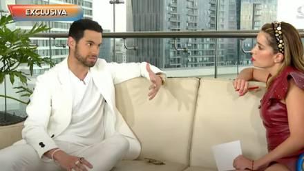 Eleazar Gómez  entrevista programa Hoy