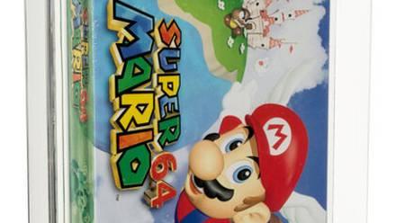 'Super Mario 64'